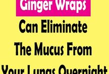 cold/ginger wrap