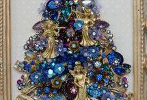 Jewellery trees