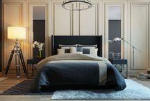 Sypialnia Classic modern