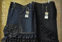 Love My Jean Skirt (lovemyjeanskirt) on Pinterest