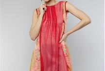 Fusion Wear - Mixed Traditional & Cultural / A combination of fusion styles from traditional and cultural garments
