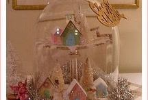 holiday decor / by Kathy Hatcher