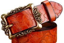 Dámské pásky   Women's belts