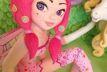 Torte bimbi cartoon / Spunti per le torte dei più piccoli