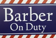 Barber Shop Signs / At Atlanta Barber and Beauty Supply, we have been the best selling barber supply store for over 70 years.  We sell several different barber shop signs. #ABBS #Atlanta #Barber #supplies #barber #shop #sign