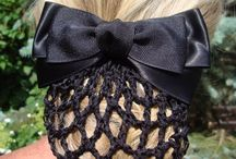 Equestrian Hairstyles and Attire / Ideas for equestrian hair bows and riding attire that we either already tried or just really love.