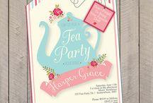 Party Fun: Tea Party