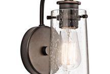 Eplehuset lamper / Lamps