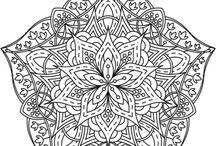 Орнаменты и мандалы