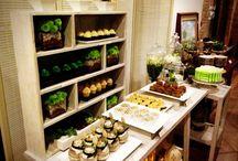 Dessert Buffets by Nenette Madero / Dessert buffets