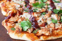 BBQ Pizza recepten