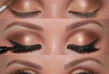 makeup artistry / by Jacqueline Kleinholz