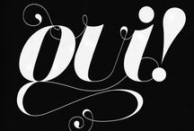 Type / by Florencia Bussoli