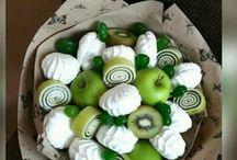 buchete dulciuri/fructe
