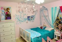 Josie's bedroom / Elsa loft / by Deb Mell