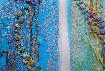 Art met texture
