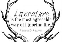 Book Lovers, Bookworms and Bibliophiles / All the joys of reading, from literary quotes to unique and quirky gifts for book lovers. ALSO SEE our MBRB Bookshelf & ReadWomen2015 boards for literary inspiration.