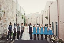 Wedding - Bridal Party / Inspiration for bridal party photography and dress