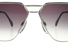 Aviators / The statement shape for glasses and sunglasses.  Here are a few of our favs.