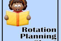 Center Rotations