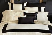 Bedroom Redo Black and Cream