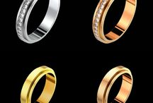 Jewelry / Everything about wedding including jewelry pieces, location or ideas.