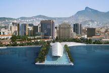 Porto Maravilha / Porto Maravilha es el proyecto de revitalización urbana que recuperará la zona portuaria de Río de Janeiro y la convertirá en una de las más modernas de Sudamérica