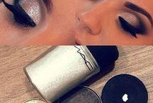 Maquiagem De Glitter