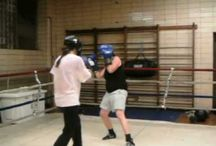 Sparring / by Smart Women Boxing Training