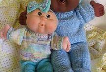 Craft ideas / Dolls clothes toys