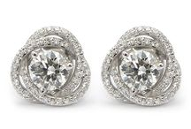 Earrings - studs and cuffs