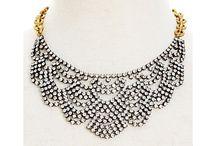 Jewelry / Jewelry I like / by Joanna Connelly
