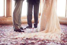 Wedding Ceremony- Amanda Abel Photography
