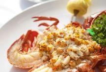 Seafood / by Annabel Ash Barbeau