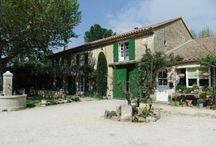 Provence mit Poppy / Ferienwohnungen, Chambres d'hotes etc.
