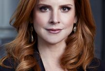 Donna From Suits Hair