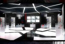 3d Space / От идеи До воплощения. 3D-визуализация сцен и площадок крупных мероприятий.