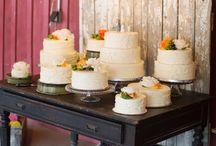 Cake Table LOVE