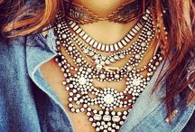 We are lusting over - Necklaces / Gorgeous sparkly necklaces we are lusting over