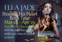 LBAS Book Tours / Love Bites and Silk organised book tours