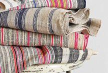 Home Textiles: Blankets, Throws and Rugs / Textilien für Zuhause: Decken, Überwürfe und Teppiche