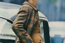 tweed & plaid / Lets be clear about this... I ♡ tweed and want to wear all of it