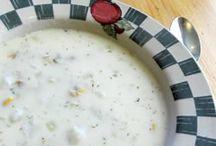 Soup, Chowder