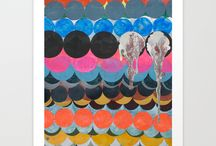 Buy Art Prints Online / by Marie Kazalia