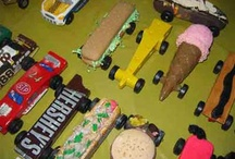 Pinewood derby/BSA / by Tammy