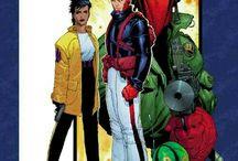 Superheroes - Wildstorm