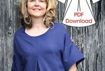 Free & easy sewing pattern
