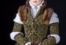 16th century fashion  / by Patricia Tarquini