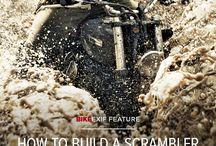 Scrambler next step !