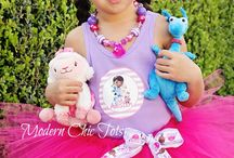 Doc Mcstuffins Party / Fiesta Doctora Juguetes
